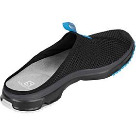 Salomon M's RX Slide 3.0 Shoes Black/Black/Hawaiian Surf